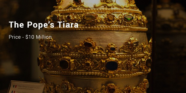 the pope's tiara