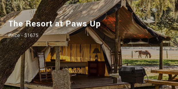 the resort at paws up