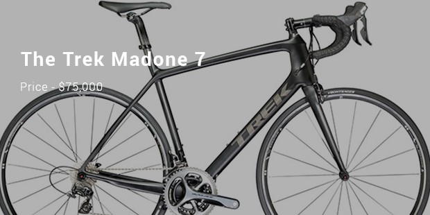 the trek madone 7 – diamond