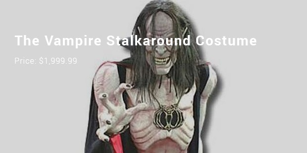 the vampire stalkaround costume