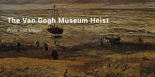 the van gogh museum heist