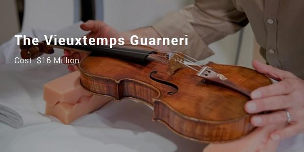 the vieuxtemps guarneri