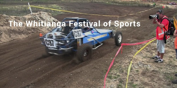 the whitianga festival of sports