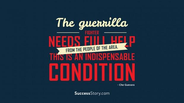 the guerrilla