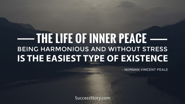 the life of inner peace