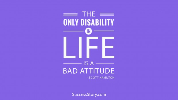 the only disability