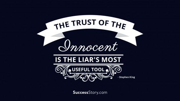 the trust of the i