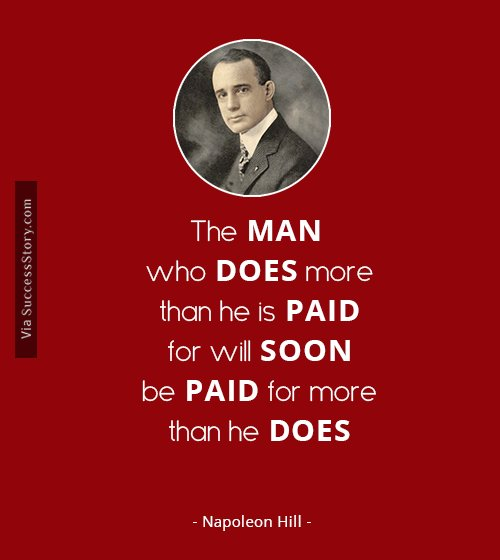 Outwitting The Devil Quotes Beauteous Greatest Quotes On Success From Napoleon Hill  Success Story