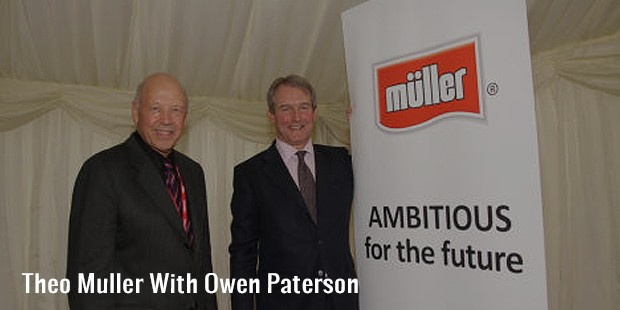 theo muller with owen paterson
