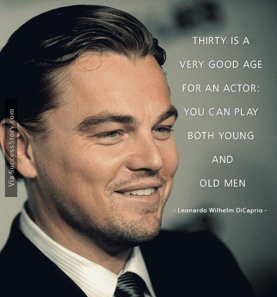 32 Leonardo Dicaprio Quotes Inspirational Quotes Successstory