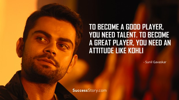 quotes on virat kohli by cricket legends inspiration