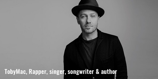 tobymac, rapper, singer, songwriter   author
