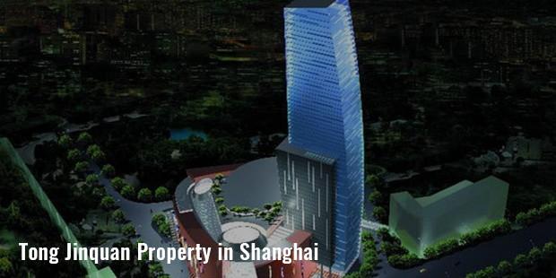 tong jinquan property in shanghai