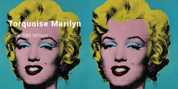 torquoise marilyn