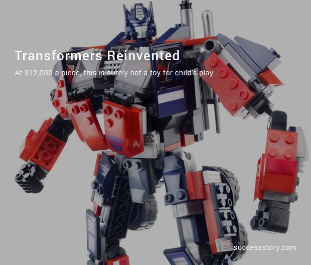 transformers reinvented