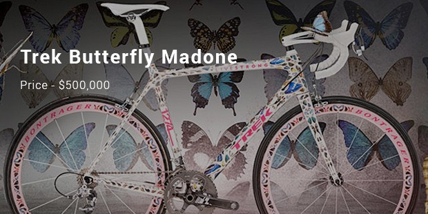 trek butterfly madone