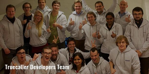 truecaller developers team
