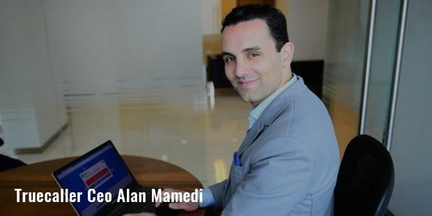 truecaller founder alan mamedi