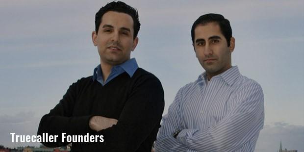 truecaller founders