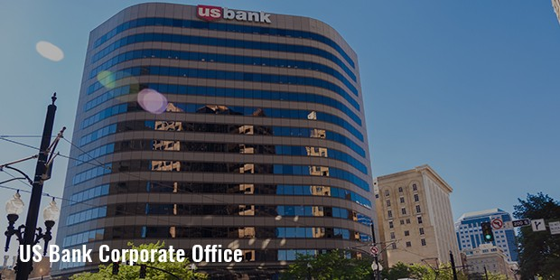 us bank corporate office