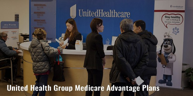united health group medicare advantage plans