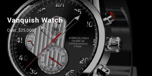 Tag Heuer Vanquish Watch