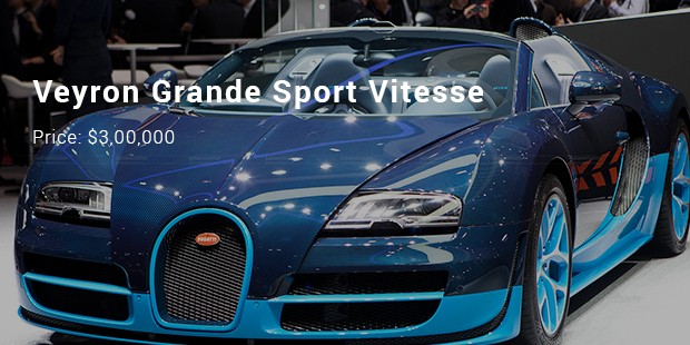veyron grande sport vitesse