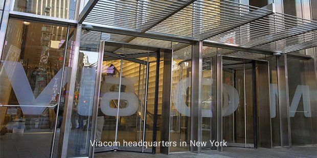 viacom headquarters in new york