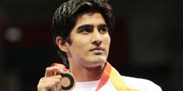 vijender singh olympic medal
