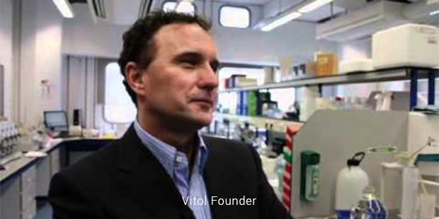 vitol founder