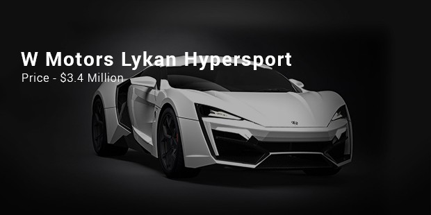Captivating W Motors Lykan Is A Sports Car In Lebanon That Raised The Most Impressive  Things On 4 Wheels. It Prides Upon The Fact That It Is The First Arab Super  Car ...