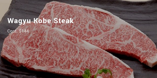 wagyu kobe steak