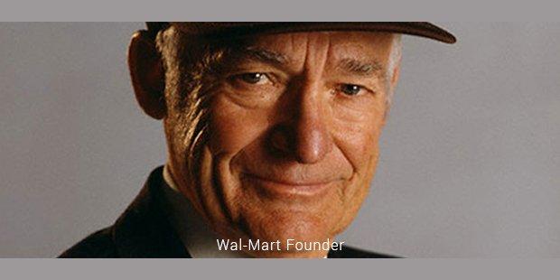 wal mart founder