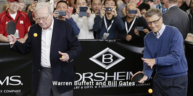 warren buffett story of success pdf