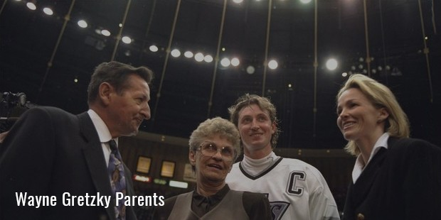 wayne gretzky parents 2