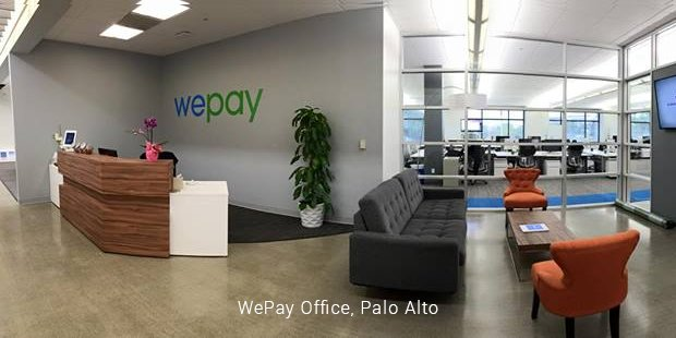 wepay headquarters palo alto
