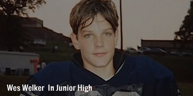 wes welker  in junior high
