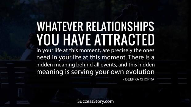 Deepak Chopra Quotes Gorgeous 48 Life Changing Quotes Inspired By Deepak Chopra SuccessStory