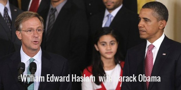 william edward haslam barack obama