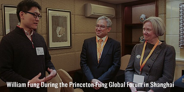 william fung during the princeton fung global forum in shanghai