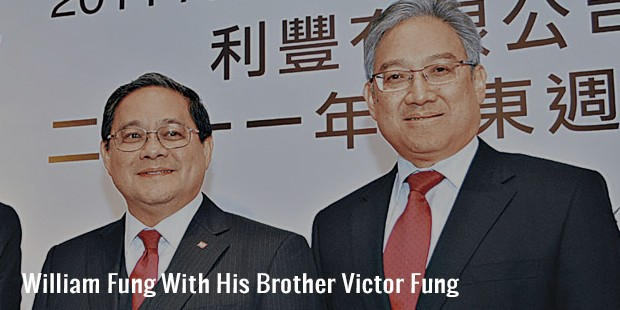 william fung with his brother victor fung