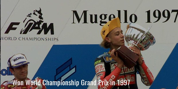 Won World Championship Grand Prix in 1997
