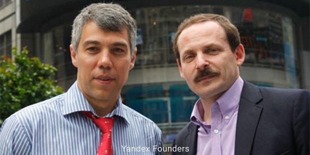 yandex founders