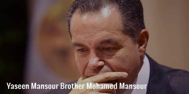 yaseen mansour brother mohamed mansour