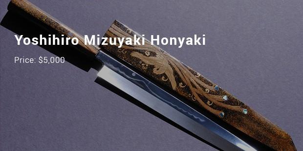 yoshihiro mizuyaki honyaki
