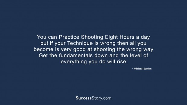 You can practice shooting