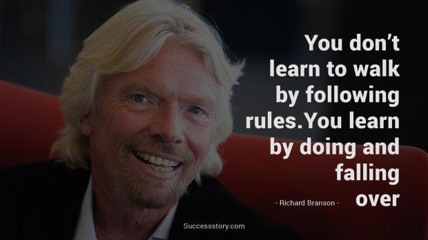 famous entrepreneur quotes success story