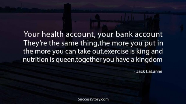 your health account