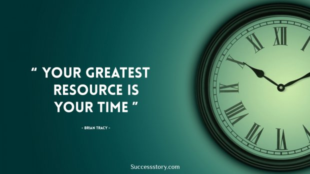 35 Inspirational And Actionable Time Management Quotes: Your