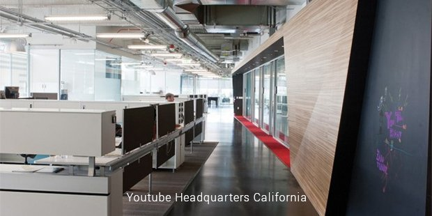 youtube headquarters california